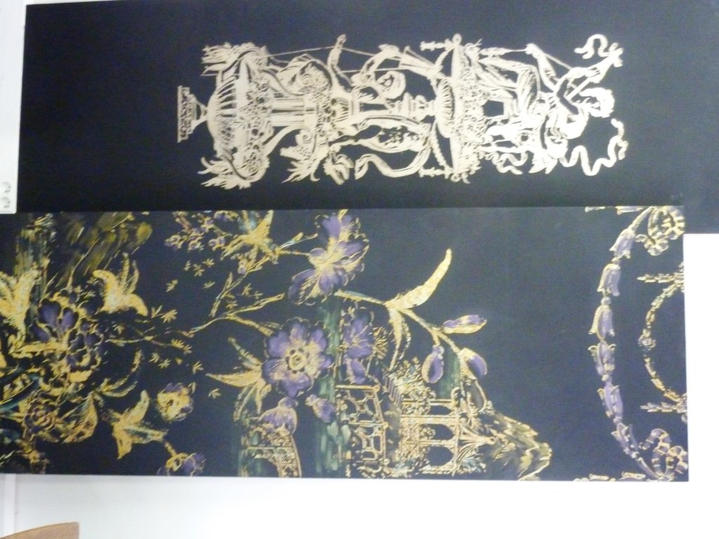 gilded-wallpaper-panels