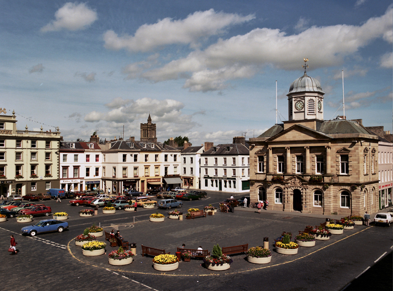 Kelso Square