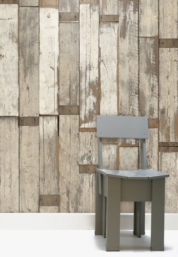Piet Hein Eek Scrapwood Wallpaper