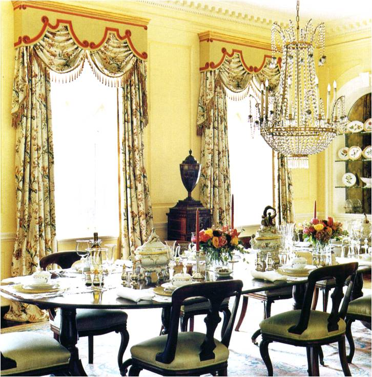Luxury Window Covering Design Photos