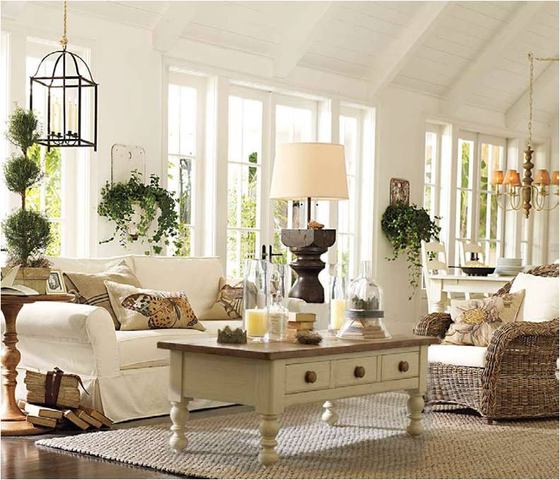 Country Decor On Pinterest Pottery Barn