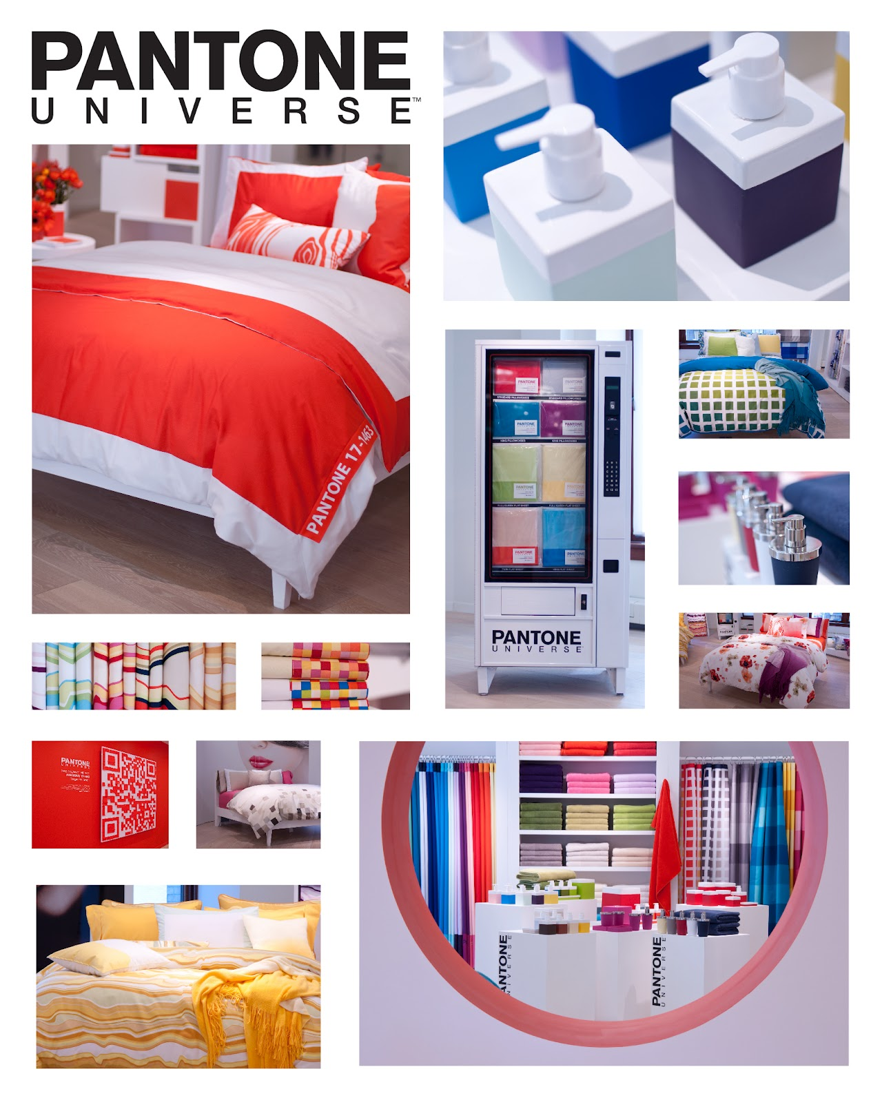 Pantone Is Taking Over The Universe Design Confidential