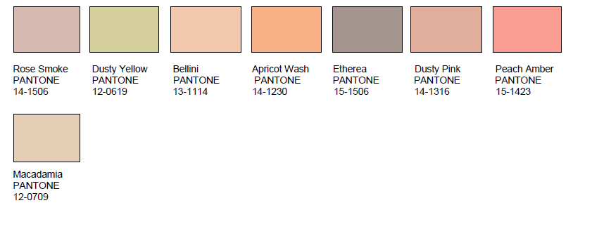 home color trend tinted medley