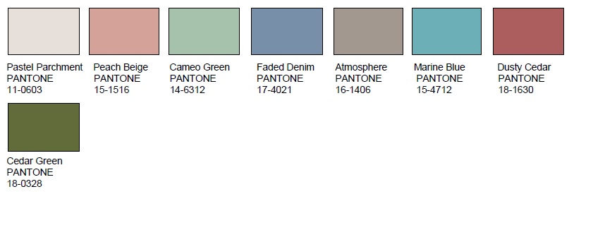 home color trend past traces