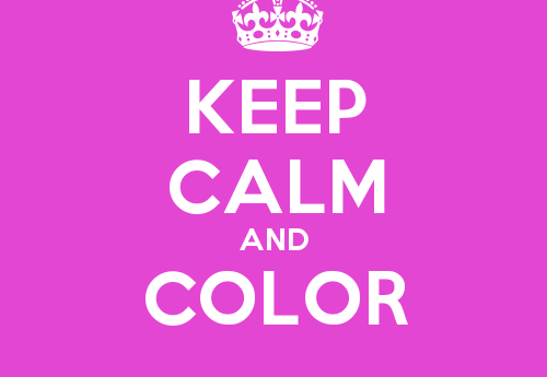 Stay Calm and Color Thumbnail