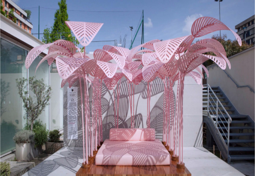 Canopy Bed Milan Design Week