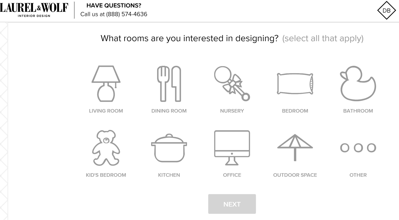 Home Depot + Laurel & Wolf - Design Confidential