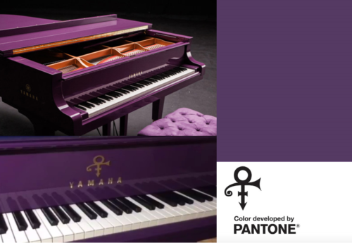 ICYMI: Pantone + Prince = Love Symbol #2 Thumbnail